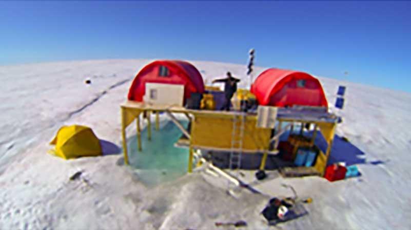Polare Eiskappen und Meeresspiegel – wie sieht unsere Zukunft aus?