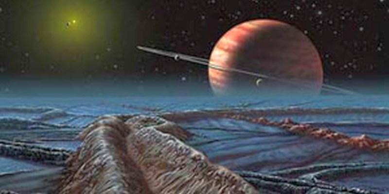 Die Suche nach neuen Erden