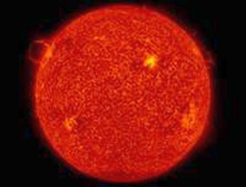 Die Sonne – unser Leben spendender Stern