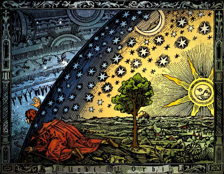 Westliche und östliche Vorstellungswelten von Physik und Metaphysik