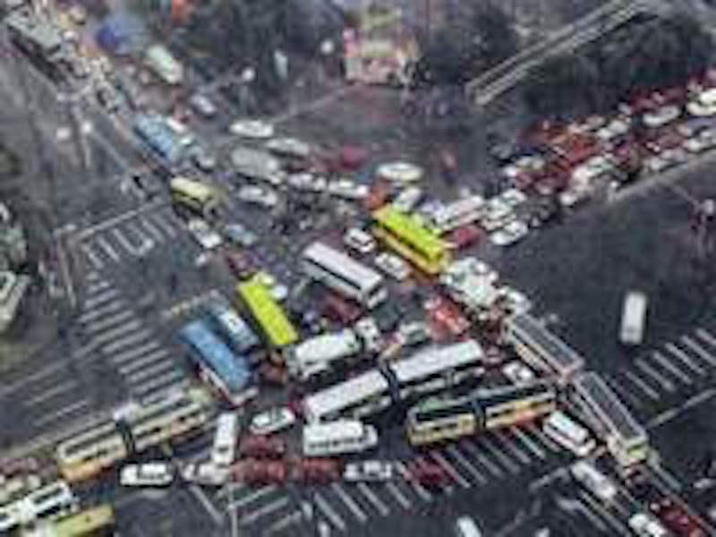 Kämpfer wider das Chaos oder die Kunst der Verkehrsregelung
