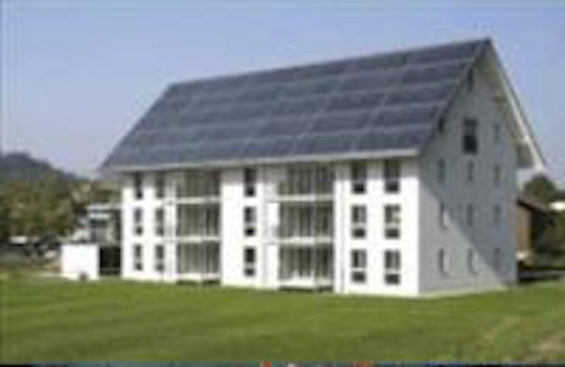Das Nullenergiehaus