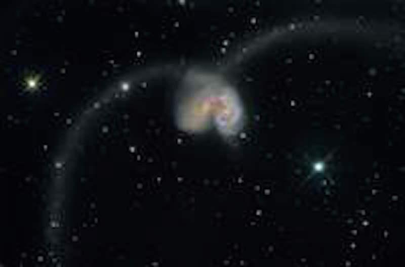 Galaktischer Kannibalismus