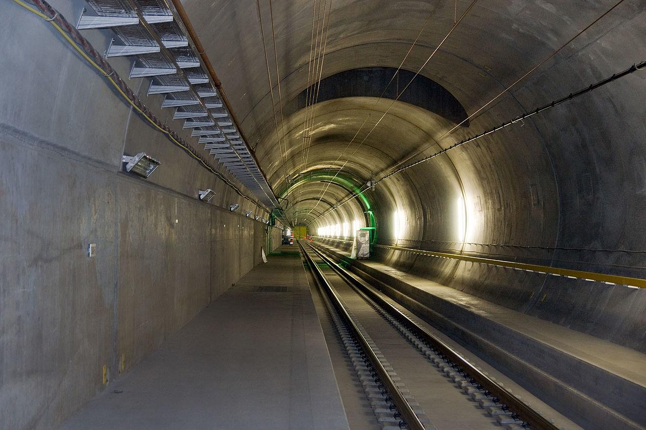 Der Gotthard-Basistunnel: Ein Blick hinter die Kulissen eines Jahrhundert-Bauwerks