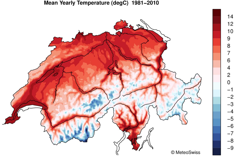 Klimawandel in der Schweiz – was heisst das für uns?