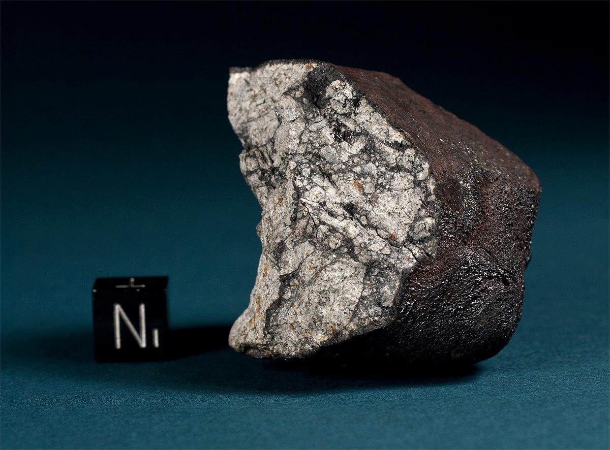 Was Meteoriten uns über die Geburt der Erde verraten