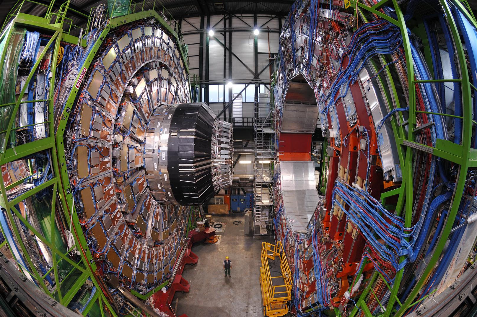 Blick ins CERN: Besuch des grössten Beschleunigers der Welt