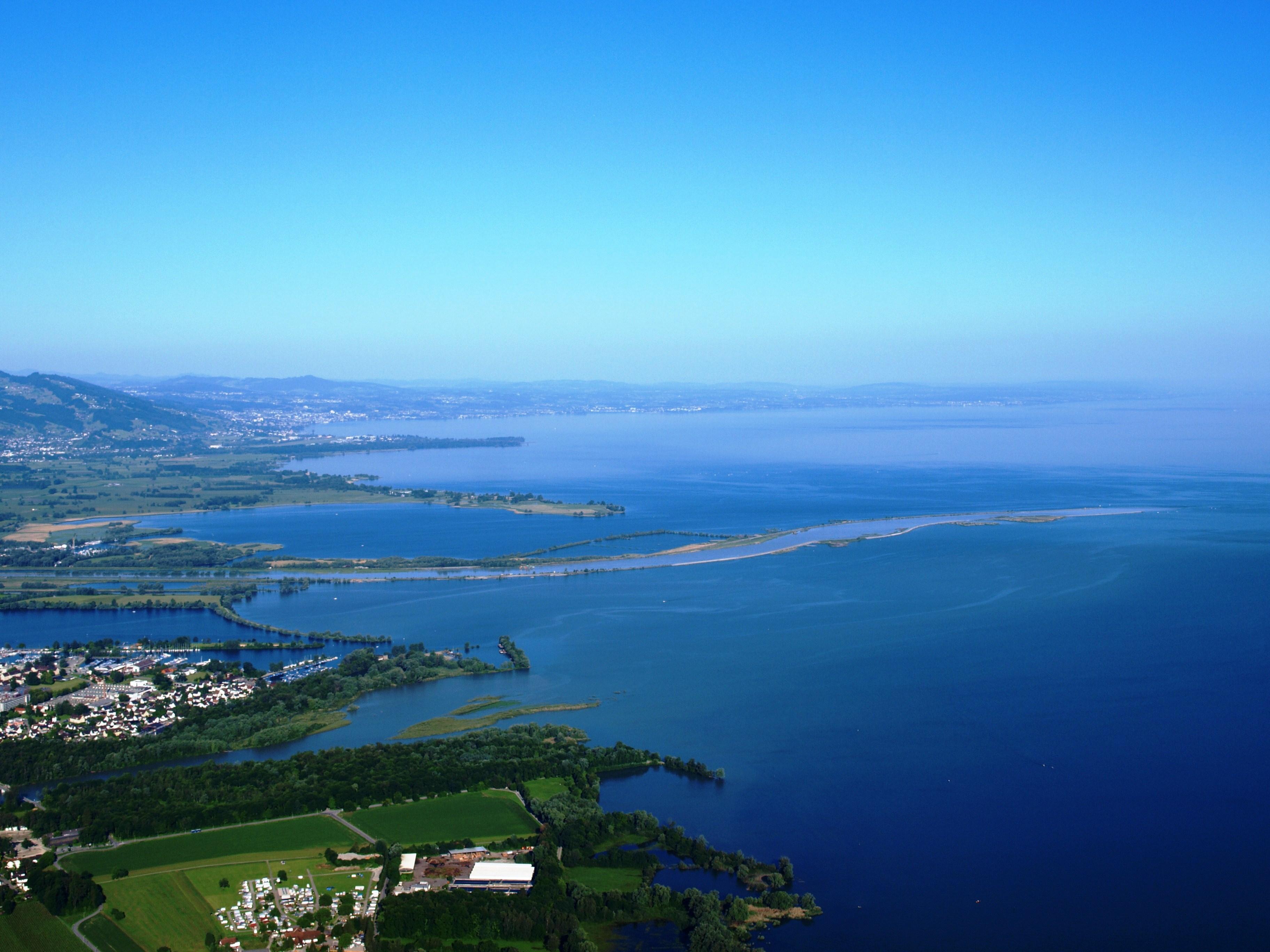 Das Rheindelta – Zwischen Hochwasser- und Naturschutz
