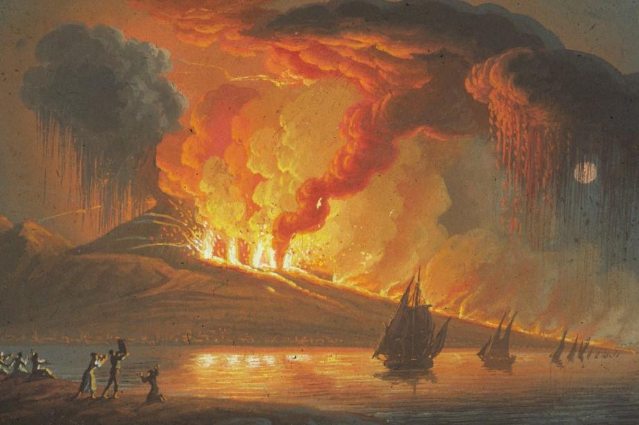 Vulkane – Tickende Zeitbomben
