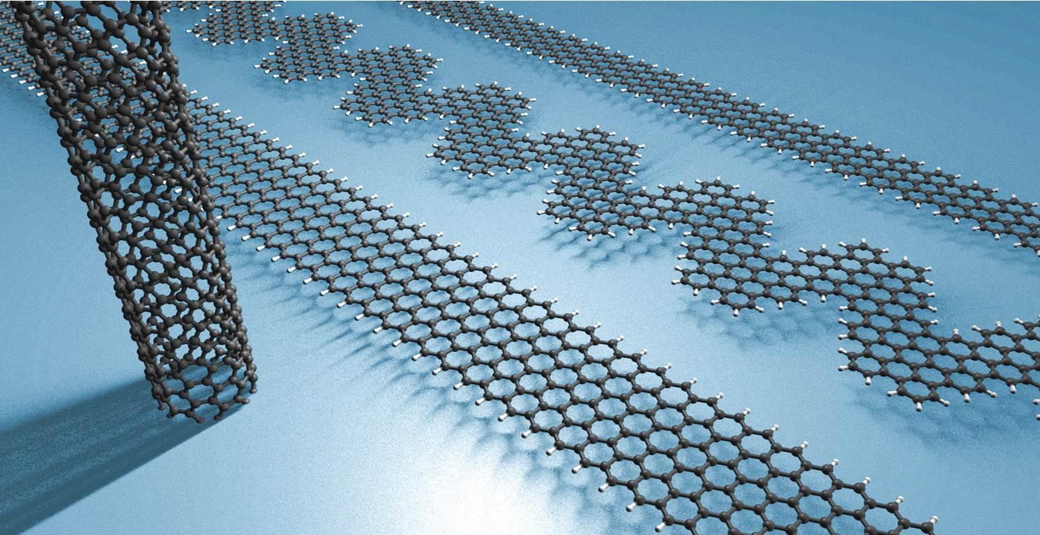 Neuartige Kohlenstoff-Nanomaterialien mit besonderen Eigenschaften