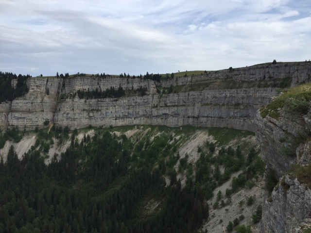 Creux du Van: Naturspektakel des Jura