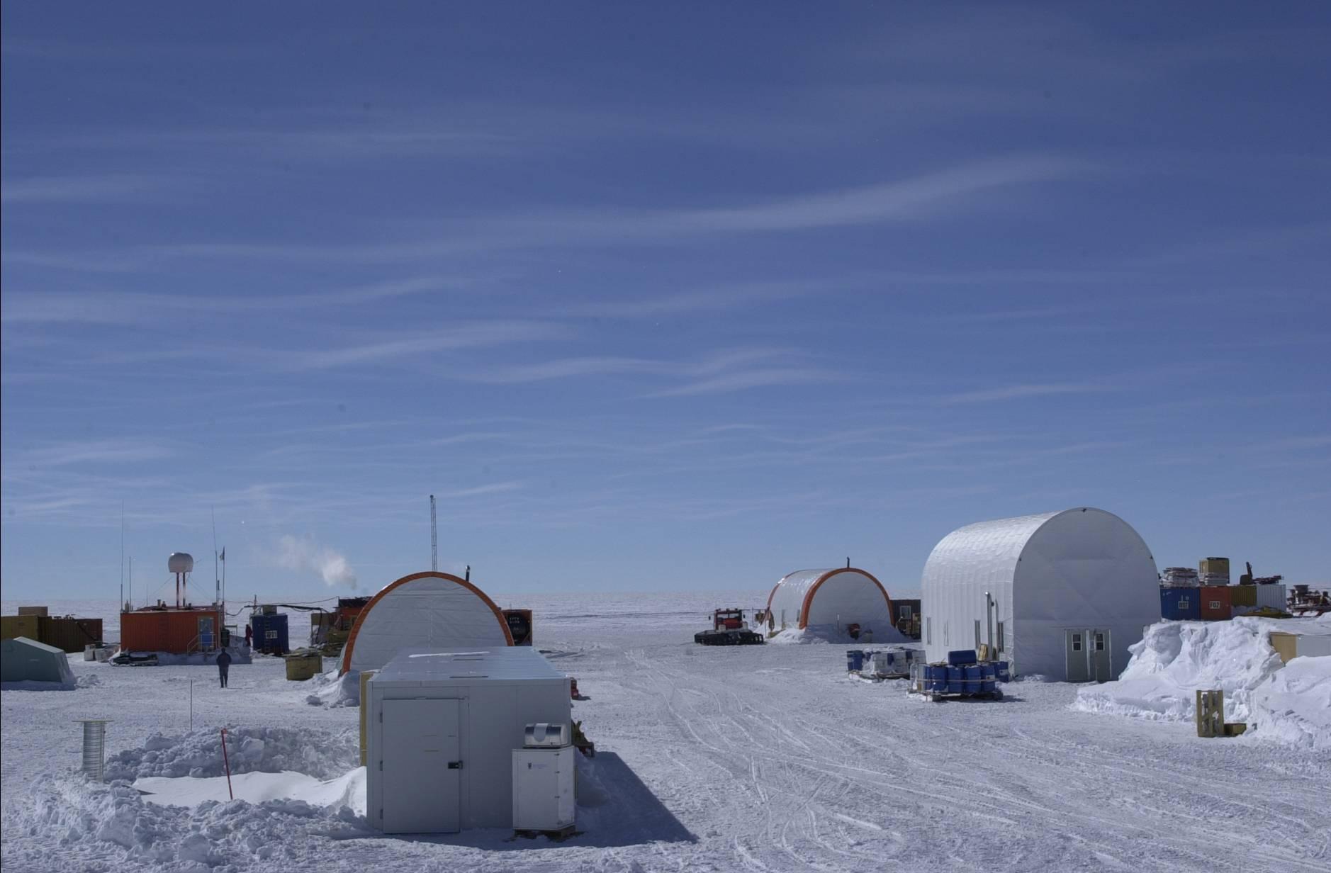 Klimabotschaften aus dem ewigen Eis – Eine Zeitreise durch die letzten 800'000 Jahre