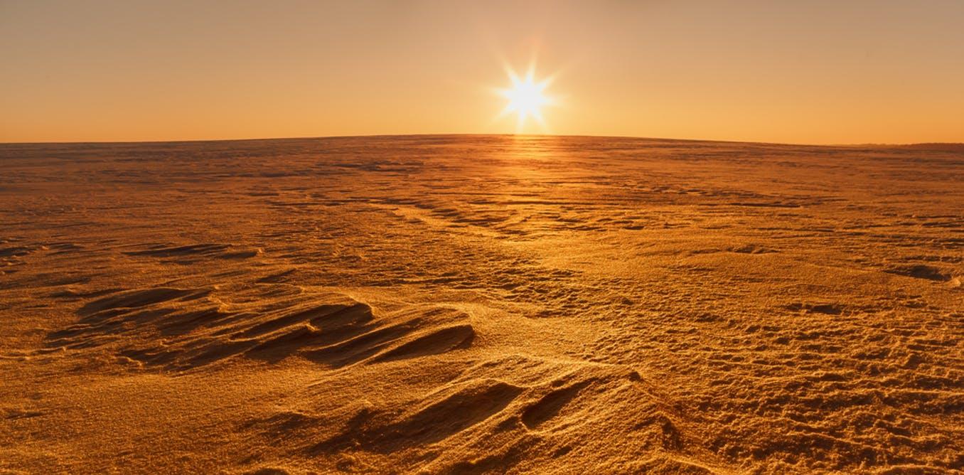 Nächster Halt: Mars